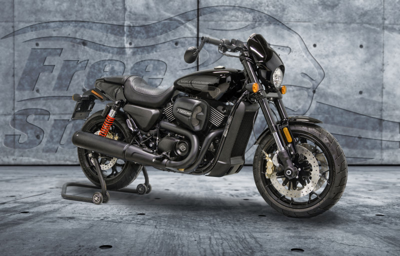 Brand new range of products for Harley Davidson Street Rod